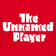 Design ~ UNNAMED PLAYER TEE