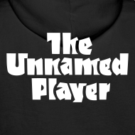 Design ~ UNNAMED PLAYER HOODED SWEATER