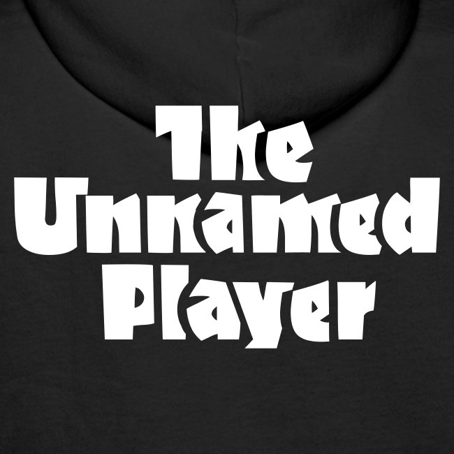 UNNAMED PLAYER HOODED SWEATER