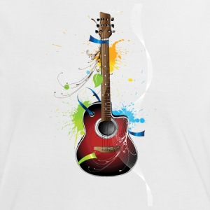 Music Dance - Women's Ringer T-Shirt