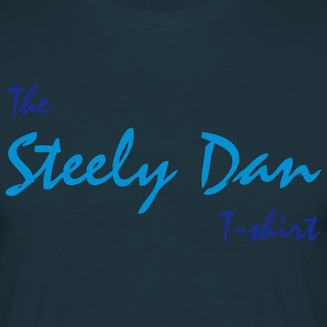 The Steely Dan T-shirt