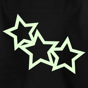 Glow in the Dark Stars - Teenage T-shirt