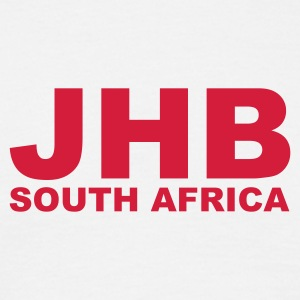 White JHB, Johannesburg South Africa Men's Tees - Men's T-Shirt