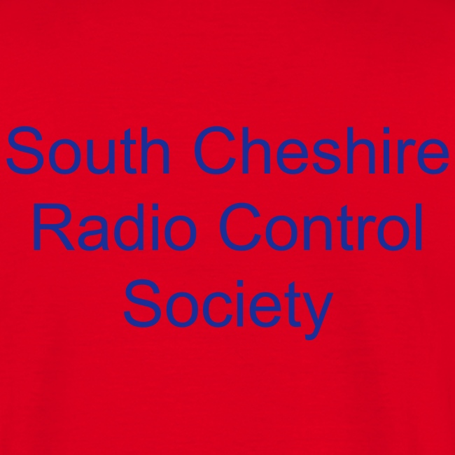 SCRCS T shirt with full title on back