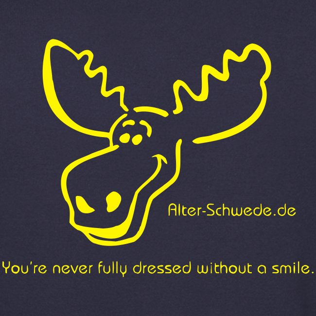 You´re never fully dressed without a smile.