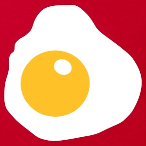 Red Fried Egg Kid's Shirts  - Kids' Organic T-shirt