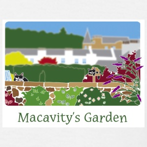 Macavity's Garden T-Shirt - Men's T-Shirt