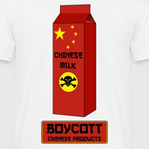 boycott chinese products - T-shirt Homme