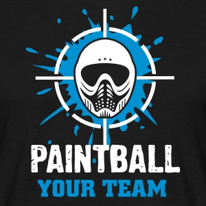 ::PAINTBALL B:: - Männer T-Shirt