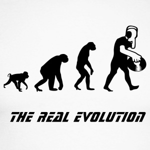 The Real evolution - T-shirt baseball manches longues Homme