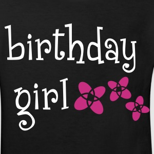 Birthday Girl - Kinder Bio-T-Shirt