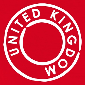Red United Kingdom - UK Kid's Shirts  - Teenage T-shirt