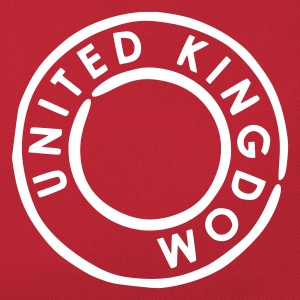 Red/white United Kingdom - UK Bags  - Retro Bag