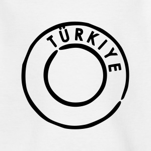 White Turkey Kid's Shirts  - Teenage T-shirt