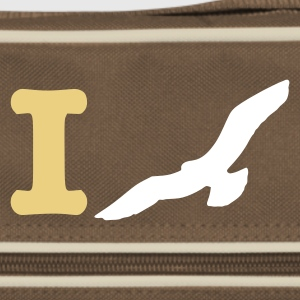 Brown / sand I fly Bags  - Retro Bag