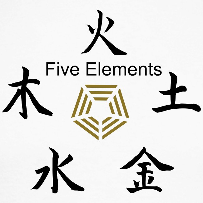 Five Elements Love and Soul