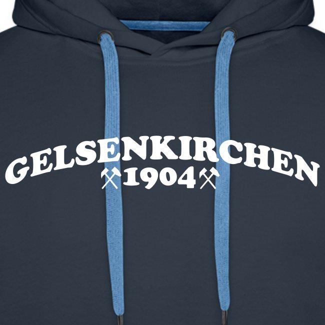 """Ge1904"" inkl. Rückdendruck ""Ruhrpott Banderole"" Kapu"