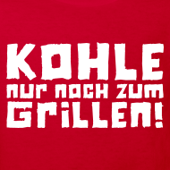 Motiv ~ Öko-Grilllehrling Feuer