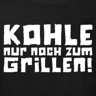 Motiv ~ Öko-Grilllehrling Kohle