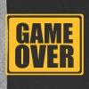 GAME OVER - Men's Premium Hooded Jacket