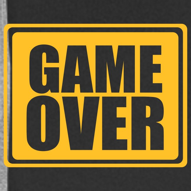 """GAME OVER"""
