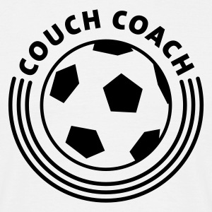 couchcoach_c T-Shirts - Men's T-Shirt