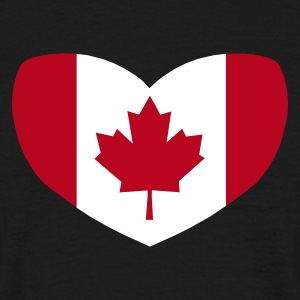 Love Canada - Men's T-Shirt