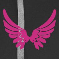 Motiv ~ Kapuzenjacke AGF Pink