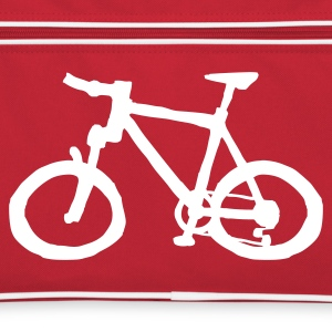 Mountainbike - Retro Tasche