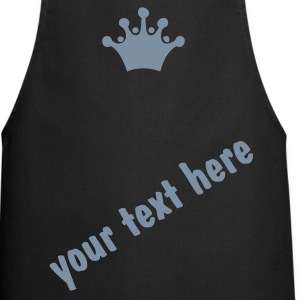 'Crown' Apron - Cooking Apron