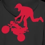 Grafiikka ~ Honda Monkey (valk) simppeli vk