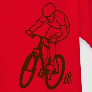 Mountainbike - Teenager T-shirt