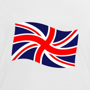 WomansContrastCuffTShirt_Britain_1 - Women's Ringer T-Shirt