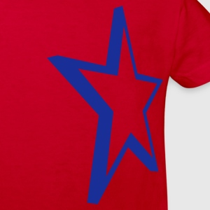 Star - Kids' Organic T-shirt