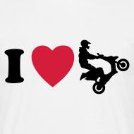 Grafiikka ~ I heart scooter