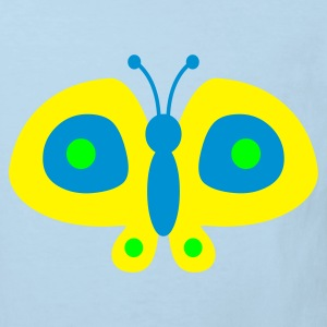 butterfly - Kids' Organic T-shirt