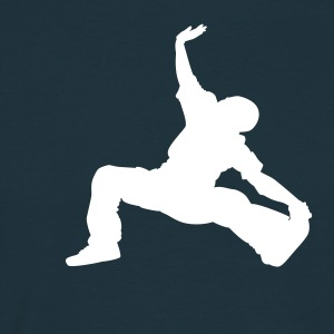 Breakdance - Herre-T-shirt