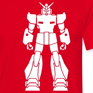 Gundam_1 - Men's T-Shirt