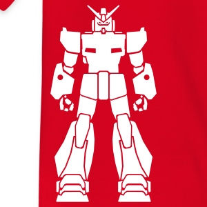 Red Gundam_1 Kid's Shirts  - Teenage T-shirt
