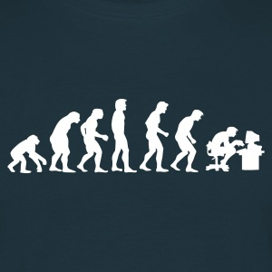 Back to the roots... - Mannen T-shirt