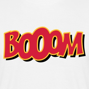 BOOOM - Men's T-Shirt