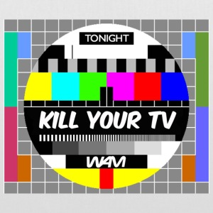 Kill your tv bag - Tote Bag