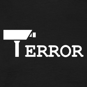 T-error - T-shirt herr