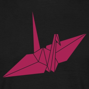Origami Crane - T-shirt Homme