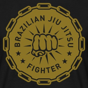 Brazilian Jiu Jitsu Fighter  - Männer T-Shirt