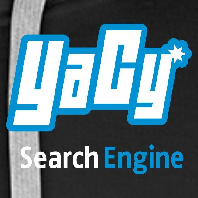 YaCy Logo Hoodie Black