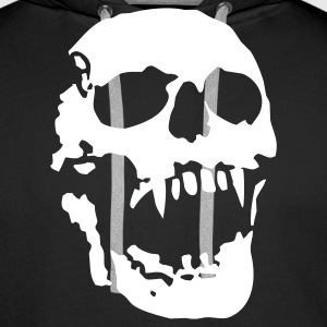 Vampire skull Sweat-shirts - Sweat-shirt à capuche Premium pour hommes