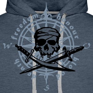 Piraten Hoodies & Sweatshirts - Men's Premium Hoodie