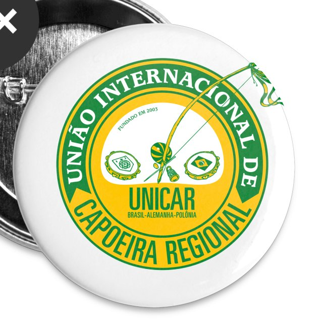UNICAR 25mm Anstecker