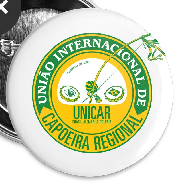 UNICAR 32mm Anstecker